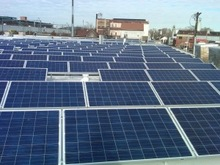 20KW Customized grid tie/ off grid solar power system, solar energy generator plant for factory use
