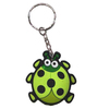 2014 promotional items new desgin 3d pvc keychain made in china
