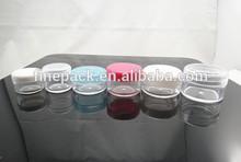 PS Small Plastic Jar