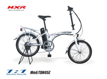36V 9Ah SONY folding electric bike with en15194 TDN05Z