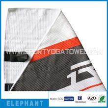 Waffle microfibre texture Golf Cart Towel for golf bag