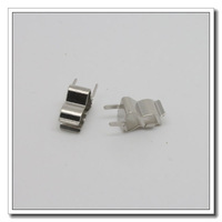 FS Series PCB Mount Auto Glass Fuse Clips For 5x20mm 3.6x10mm Fuses