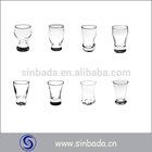 2-3oz blowing glass,shot glass