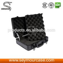 Aluminum Gun Case Leather Gun Case Gun Case SP-1 Pistol Case