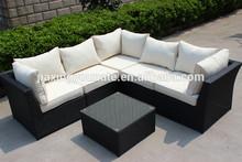 Hot sale rattan outdoor furniture conversation set
