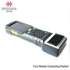 Speedata MT35 Windows mobile /Android Rugged PDA with mobile printer (IP65 ,waterproof,dustproof)