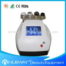 Newest design bottom price ultrasonic cavitation slim fit shaper machine