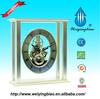 Latest design big square metal clock, antique wall clock, China supplier, alarm clock