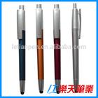 LT-K412 ABS Plastic Stylus Ball Pen Bulk Order From China