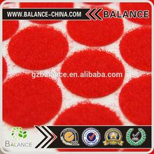 Velcro square adhesive/adhesive circle velcro/double sided velro dots