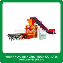 2014 Latest Technology brick making machine export Africa
