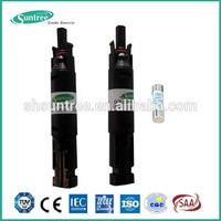 IP67 waterproof MC4 40 Amp Fuse Holder
