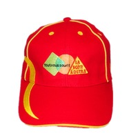 China most popular 100% twill cotton promotion factory sports hats