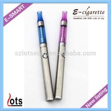 Lots 2014 new arrival cigarette vapor 1.3ml clearomizer e-smart 808 e-cig thread e-smart