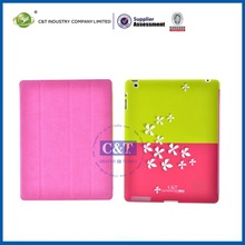 High Quality Luxury stand shockproof housing for ipad 4