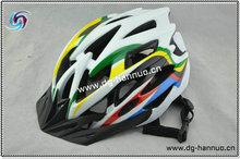 2014 China manufacture hn816 PVC kids helmet with visor