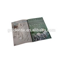 Popular fashion printing interior wallpaper catalogue