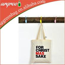 Heavy Duty Plain Cotton Canvas Shopping Tote Bag