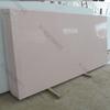 pink artificial marble quartz wall cladding flooring stone