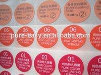 Durable new arrival private label cosmetics for dark skin