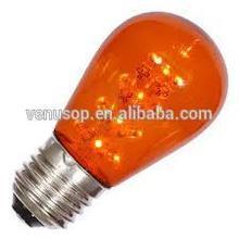 High quality S14 led light bulb Usage in Casino, Billboard, Amusement Rides S14 LED light bulbs