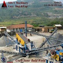 Stone Production Line, coal making line