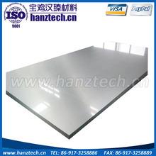 Supply astm b265 cp titanium sheet gr2
