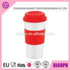 fashion custom made hot-selling silicone travel mug