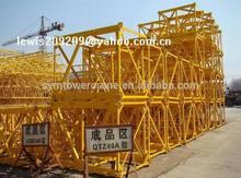 tower crane mast section L46A1 L46A2 L68A1 L68B1 tower crane spare parts