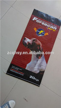 color film fancy plastic bags with gusset; feed bag; pet feed bag/animal feed bags