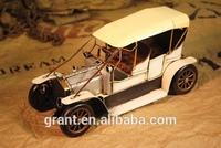 Antique Metal Model Car