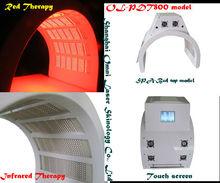 2014 Top New pdt led!Pain-free Professional PDT LED skin care photo rejuvenation PDT led light therapy machine