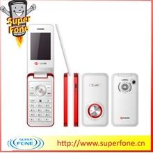 W808 2.4 polegada todos os modelos de telefone móvel china celular flip