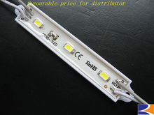 high quality DC12 Waterproof 3LEDs 5630 Module Linear Shape from china supplier
