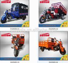 ChongqingThree Wheel Cargo Motorcycle tricycle 3 wheel motorcycle