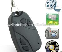 Mini Car Key Chain Hidden Web Cam Camera DVR Video Recorder Camcorder 808
