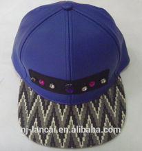 2014 Fashion Printed Hip-hop Baseball Cap