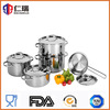 2014 NEW product stainless steel kitchenware pot set