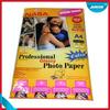 Hot sales High quality A4 premium photo paper fine silky