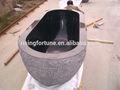 granit noir couleur baignoire baignoires