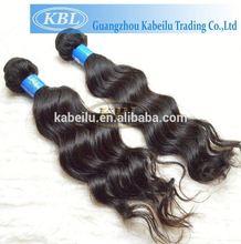 High quality free sample weave hair