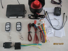 car alarm factory magicar /excalibur /octopus/ tamarack one way car alarm for Iran market