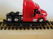 Custom Track Cleaner Flatcar & OEM custom Die Cast Truck