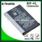 Orignal Battery BP 4L BP-4L Battery for Nokia E6 E6-00 E61i E63