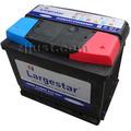 sin necesidad de mantenimiento de servicio larga vida de calcio de la batería del coche en 12v 60ah