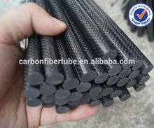Ortopédicos fijación externa, 3k de fibra de carbono de la barra