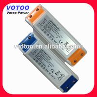 12v 3a plastic led power supply 36watt ac to dc