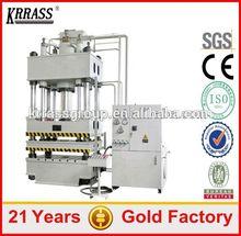 four column hydraulic press 80 ton hydraulic metal stamping press machine