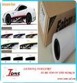 Autobús de la cubierta, etiqueta engomada del coche, la publicidad de impresión de vinilo