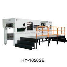 HY-1050SE die board cutting machine/paper cup die cutting machine